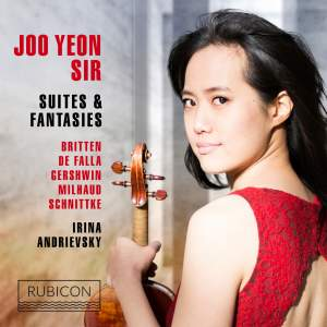 Joo Yeon Sir: Suites & Fantasies Product Image