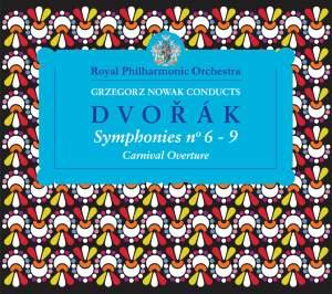 Dvorak: Symphonies Nos. 6-9 & Carnival Overture