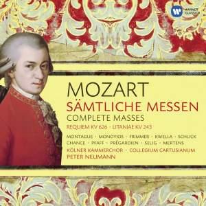 Mozart: Complete Masses