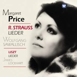 R. Strauss & Liszt: Lieder