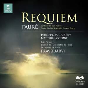 Fauré: Requiem & Cantique de Jean Racine