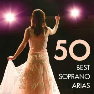 50 Best Soprano Arias Product Image