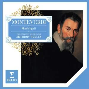 Monteverdi: Madrigali