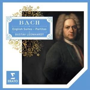 JS Bach: English Suites & Partitas
