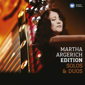 Martha Argerich Edition: Solo & Duo Piano