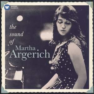 Martha Argerich Edition: The Sound of Martha Argerich