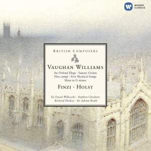 Vaughan Williams, Finzi & Holst Product Image