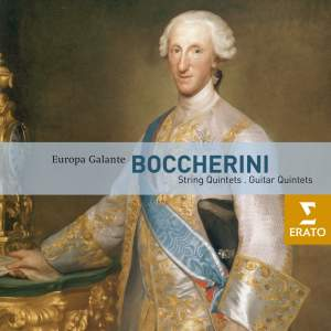 Boccherini: String & Guitar Quintets & Minuet in A