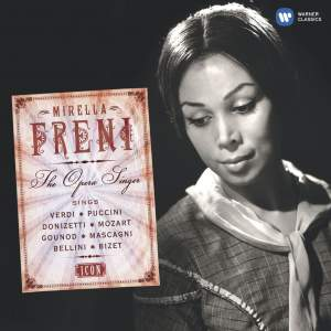Mirella Freni: The Opera Singer