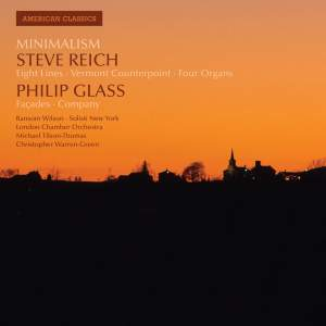 Steve Reich & Philip Glass