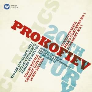 Prokofiev - Concertos