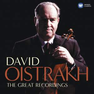 David Oistrakh - The Complete EMI Recordings Product Image