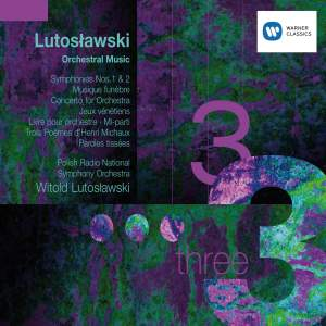 Lutoslawski - Symphonies & Concerto for Orchestra
