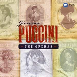 Puccini - The Operas Product Image