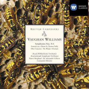 Vaughan Williams - Symphonies Nos. 4-6 Product Image