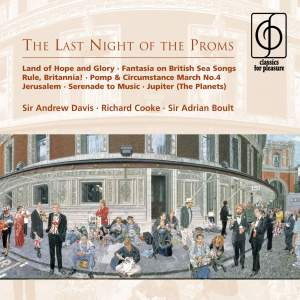 Last Night of the Proms Product Image