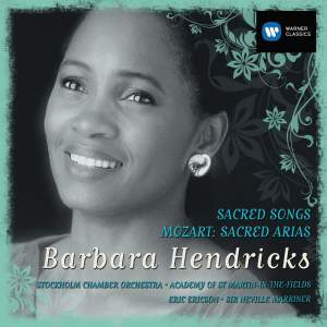 Barbara Hendricks – Sacred Songs & Mozart Sacred Arias