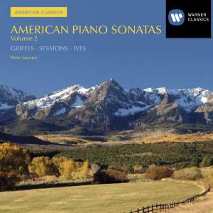 American Piano Sonatas Volume 2