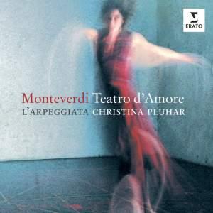 Monteverdi - Teatro d'Amore