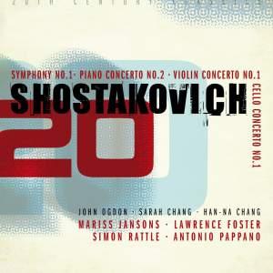 Shostakovich - Symphony No. 1 & Concertos