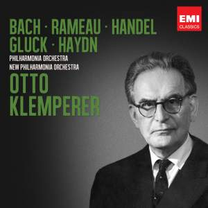 Otto Klemperer: Bach, Rameau, Handel, Gluck & Haydn Product Image