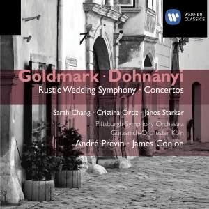 Goldmark & Dohnanyi