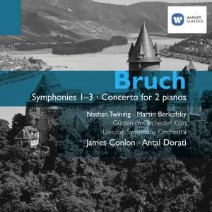 Bruch - Symphonies Nos. 1-3