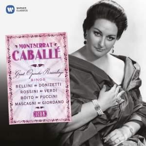 Montserrat Caballé: Great Operatic Recordings