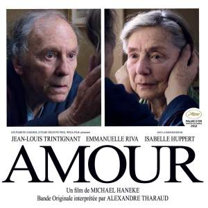 Alexandre Tharaud: Soundtrack 'Amour'