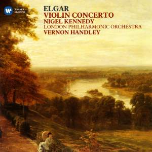 Elgar: Violin Concerto & Introduction and Allegro