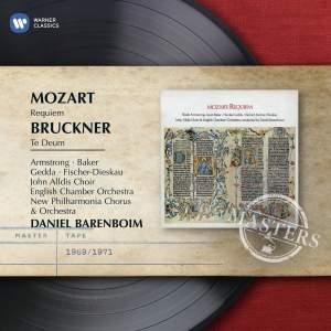 Mozart: Requiem & Bruckner: Te Deum