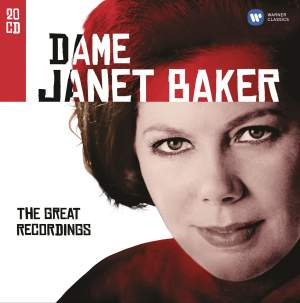Janet Baker: The Great EMI Recordings Product Image
