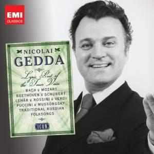 Nicolai Gedda: Lyric Poet of the Tenor Voice