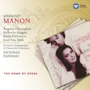 Massenet: Manon Product Image