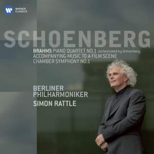 Schoenberg: Orchestral Works Product Image