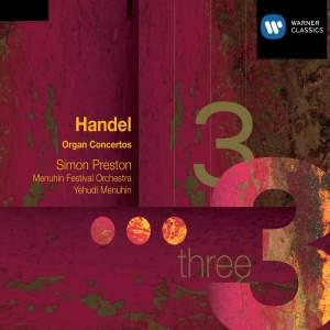 Handel: Organ Concertos, Op. 4 Nos. 1-6, HWV289-294, etc.