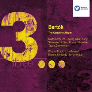 Bartok - The Concerto Album