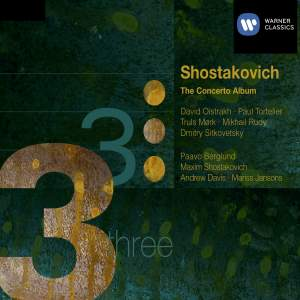 Shostakovich - The Concerto Album