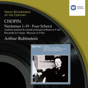 Chopin: Nocturnes Nos. 1-19, etc.