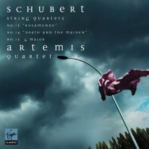 Schubert: String Quartets 'Rosamunde' & 'Death and the Maiden'