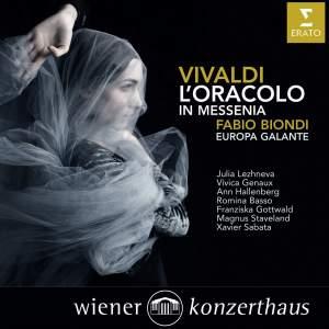 Vivaldi: L'Oracolo in Messenia Product Image