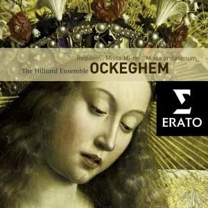 The Hilliard Ensemble sing Ockeghem