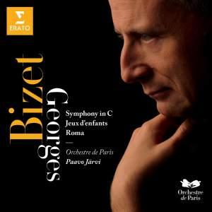 Bizet: Symphony in C, Jeux d'Enfants & Roma