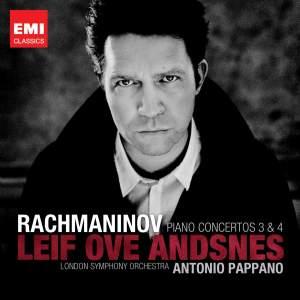 Rachmaninov: Piano Concertos Nos. 3 & 4