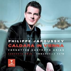 Philippe Jaroussky: Caldara in Vienna
