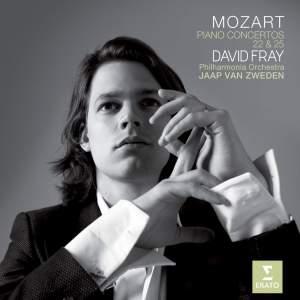 Mozart: Piano Concertos Nos. 22 & 25