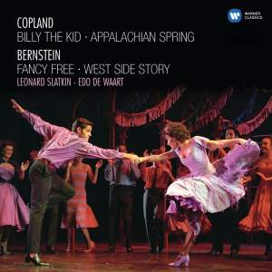 American Ballet Music: Copland & Bernstein