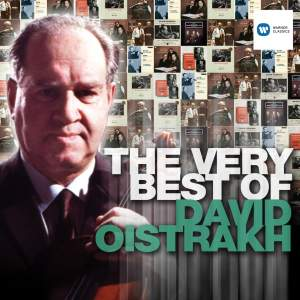 The Very Best of David Oistrakh Product Image
