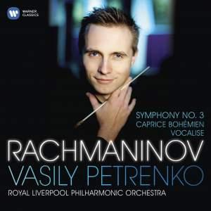 Rachmaninov: Symphony No. 3 & Caprice Bohemien