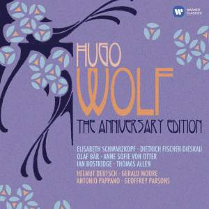 Hugo Wolf: Anniversary Edition